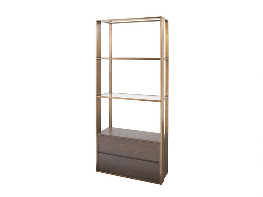 Kennedy Bookcase with Drawer