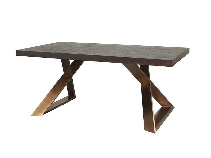Kennedy Cross Leg Dining Table