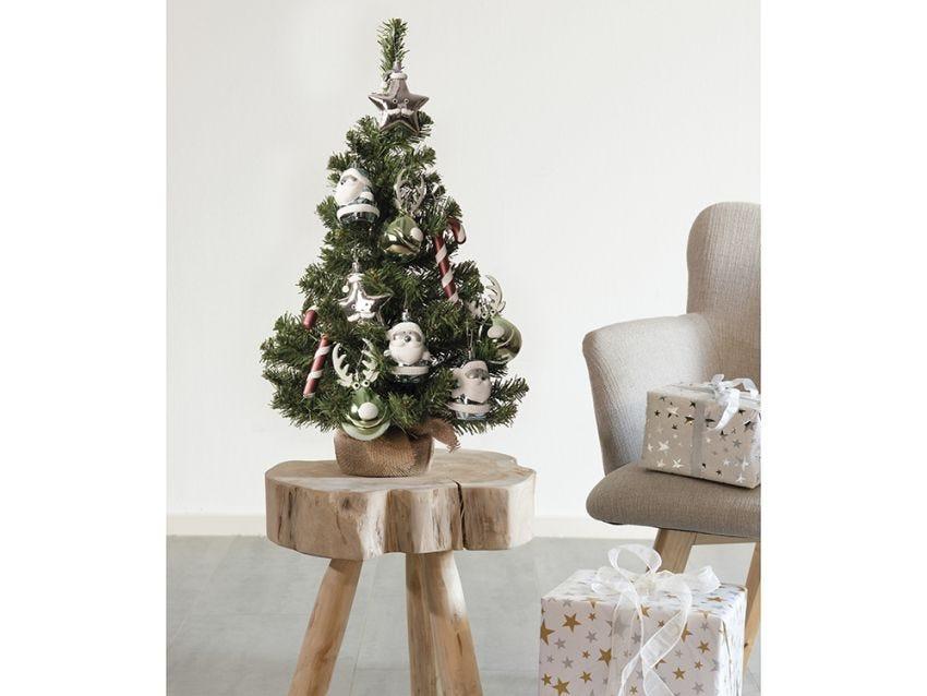 Decorated Mini Tree with Figures 60cm
