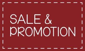 Sale & Promotion